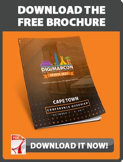 Download DigiMarCon Cape Town 2021 Brochure