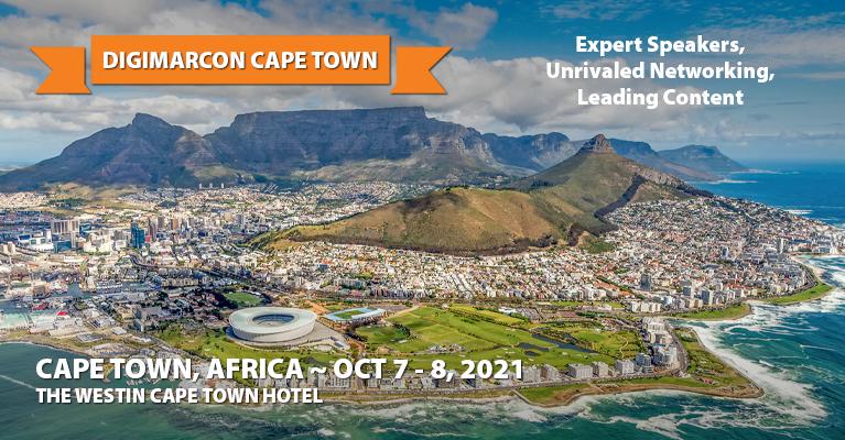 DigiMarCon Cape Town 2022